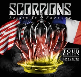 Scorpions CD cover