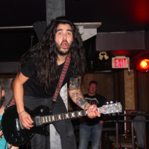 The Lazys live at The Casbah in Hamilton, Ontario, Canada Concert Review