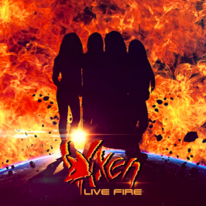 Vixen to release live album 'Live Fire' on July 6th