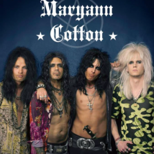 Maryann Cotton to tour Canada and USA in July 2018