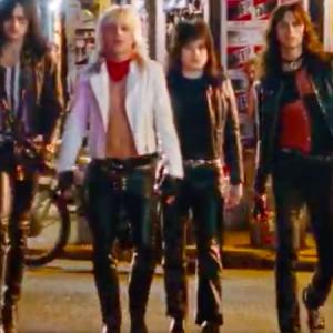 Mötley Crüe release video teaser for trailer of Netflix movie 'The Dirt'