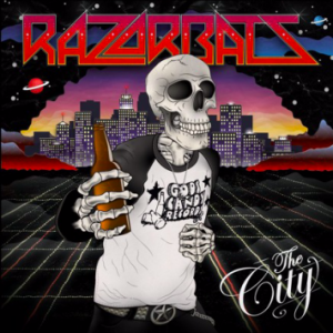 "Razorbats release video for new track ""The City"""