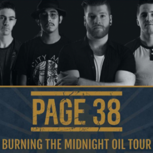 Interview with Page 38 band members