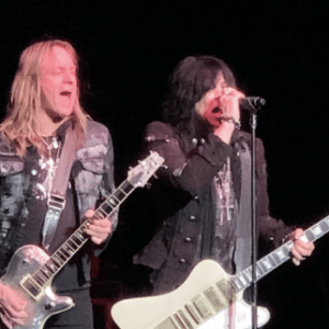 Tom Keifer, KIX and Faster Pussycat live in Sault Ste. Marie, Michigan, USA Concert Review