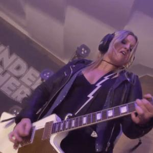 Thundermother live stream from Studio Gröndahl in Stockholm, Sweden Concert Review