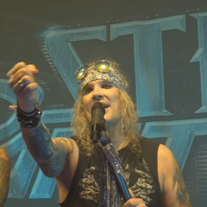 Steel Panther live stream 'Concert To Save The World' via California, USA Concert Review