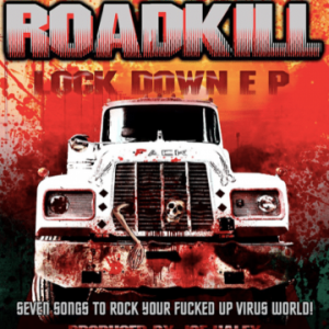 """Roadkill release remixed audio version of track """"What The Hell"""" from new 'Lock Down' EP"""