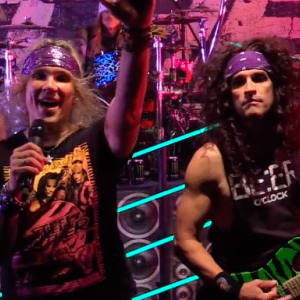 Steel Panther live stream 'Rockdown In The Lockdown' via California, USA Concert Review