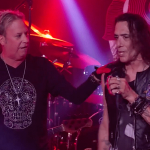 Stephen Pearcy's live stream from Whisky A Go-Go in California, USA Concert Review