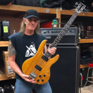 Interview with Kings of Dust bassist Greg Chaisson