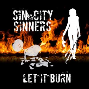 Sin City Sinners CD cover