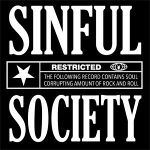 Sinful Society CD cover
