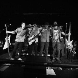 Audio and setlist from Sixgun Renegades' first club show in three years