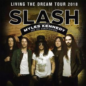 Slash featuring Myles Kennedy and The Conspirators live in Rama, Ontario, Canada Concert Review