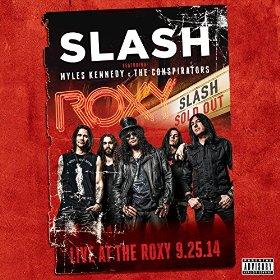 Slash CD cover