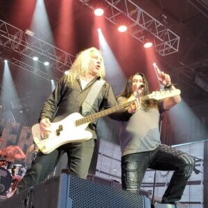 Warrant, Slaughter and KIX live at York State Fair in Pennsylvania, USA Concert Review