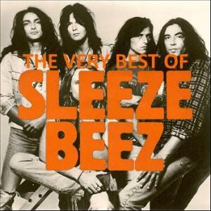 Sleeze Beez very best of