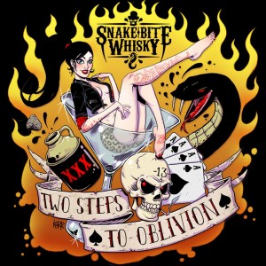 Snake Bite Whisky CD cover