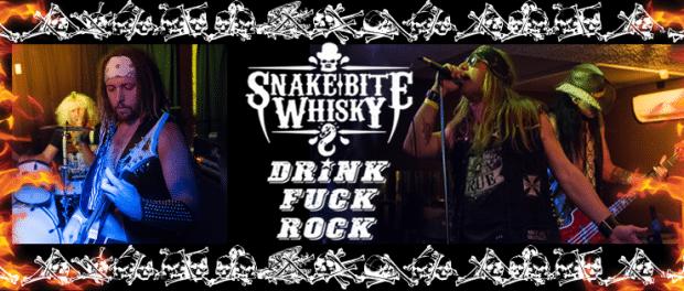 Snake Bite Whisky cover