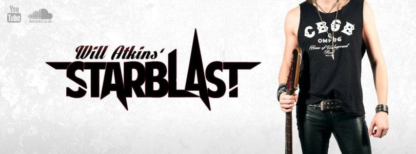 Starblast poster