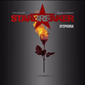 """Starbreaker featuring ex-Skid Row and TNT singer Tony Harnell release song """"How Many More Goodbyes"""""""