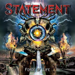 Statement: 'Force of Life' (March 1, 2019)