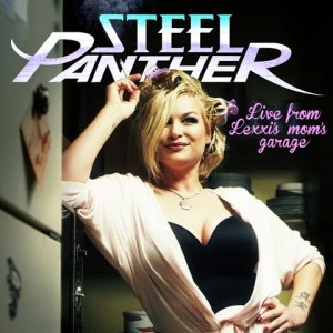 Steel Panther CD cover