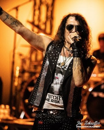 Stephen Pearcy's next solo studio record to be a double album