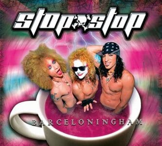 Stop Stop album cover