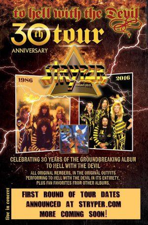 Stryper poster 2
