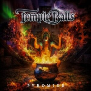 """Temple Balls release lyric video for new single """"What Is Dead Never Dies"""""""