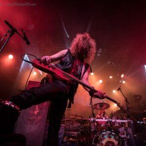 Interview with Temple Balls bassist Jimi Välikangas