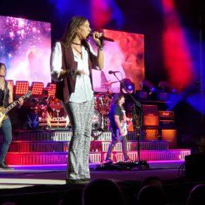 Tesla, Jackyl and KIX live at the York Fair Grandstand in York, Pennsylvania, USA Concert Review