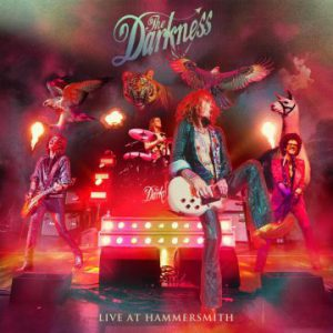 The Darkness to release live album 'The Darkness – Live At Hammersmith' on June 15th
