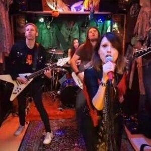 The Dirty Denims' live stream via 44 NextDoor from Alkmaar, Netherlands Concert Review
