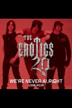 The Erotics CD cover