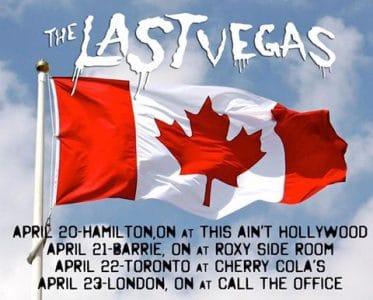 The Last Vegas poster