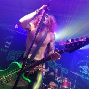 Interview with The Midnight Devils frontman Sam Spade