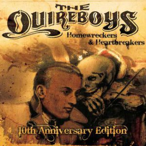 """The Quireboys – """"Homewreckers & Heartbreakers' re-release (Sept. 13, 2018)"""
