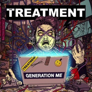 The Treatment CD cover