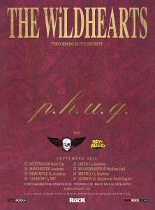 The Wildhearts photo