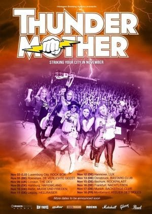 Thundermother poster