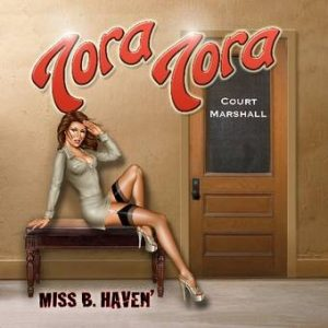 Tora Tora Miss B Haven CD cover
