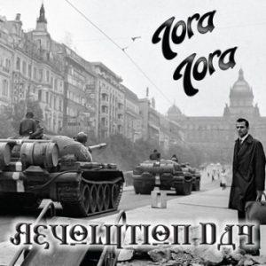 Tora Tora Revolution Day CD cover