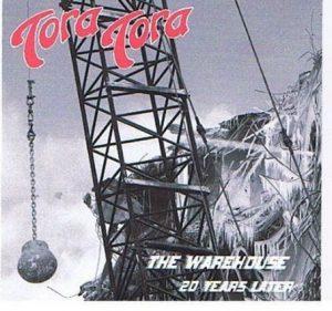 Tora Tora Warehouse CD cover