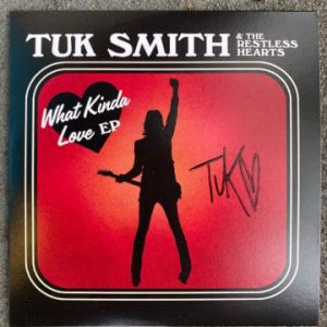Tuk Smith & The Restless Hearts unveil new limited edition EP 'What Kinda Love'