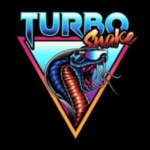 Turbosnake sign with RFL Records