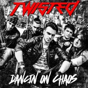 Twisted CD cover