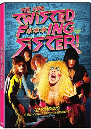 Twister Sister DVD cover