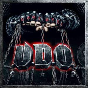 U.D.O. – 'Game Over' (October 22, 2021)